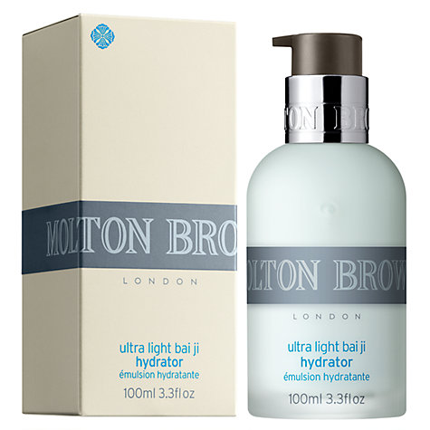 Buy Molton Brown Ultra Light Bai Ji Hydrator for Men Online at johnlewis.com