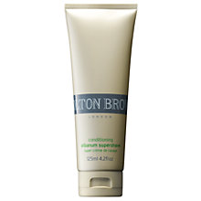 Buy Molton Brown Supershave Olibanum, 125ml Online at johnlewis.com