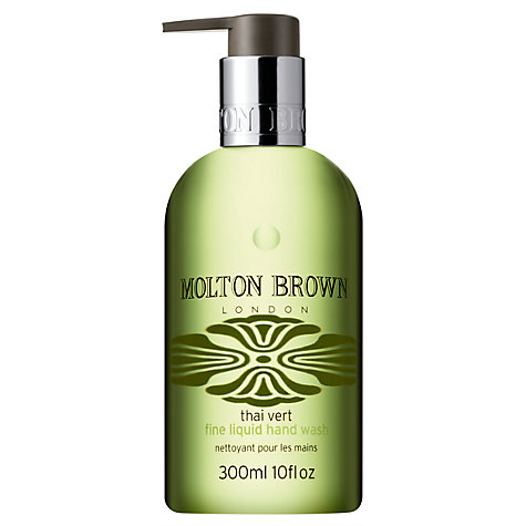 Buy Molton Brown Thai Vert Hand Wash, 300ml Online at johnlewis.com