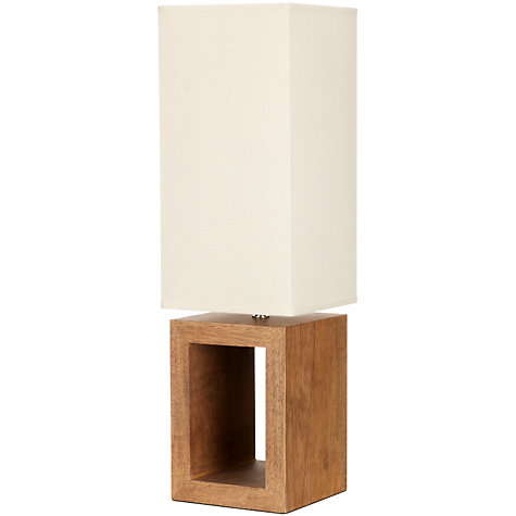 Buy John Lewis Echo Table Lamp Online at johnlewis.com