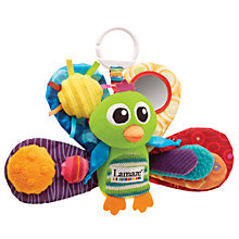 Buy Lamaze Play and Grow Jacques the Peacock Online at johnlewis.com