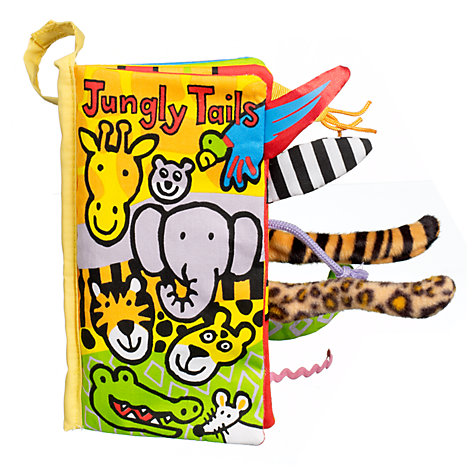 Buy Jellykitten Jungly Tails Book Online at johnlewis.com
