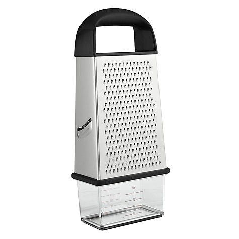 Buy Good Grips Box Grater Online at johnlewis.com