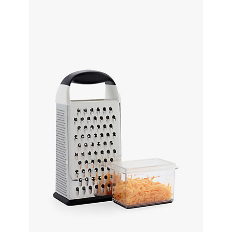 Buy OXO Good Grips Box Grater Online at johnlewis.com