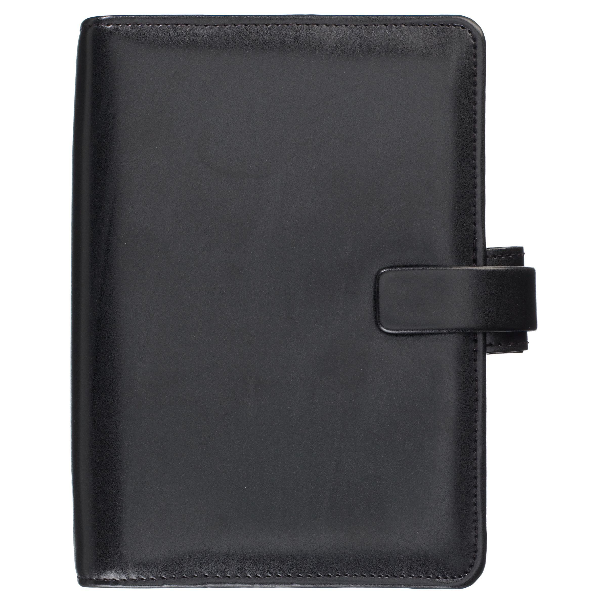 Metropol Personal Organiser, Black 169258