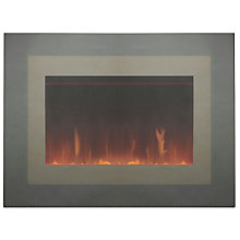 Buy Burley Fuel-Effect Electric Fire, Ayston 515M-S Online at johnlewis.com