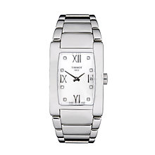Buy Tissot T007.309.11.116.00 Generosi-T Women's Watch Online at johnlewis.com