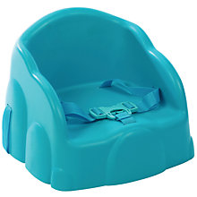 Buy Basic Booster Seat, Blue Online at johnlewis.com
