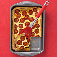 Buy Roasted Tomato, Red Pepper & Basil Puff Pastry Tart by Meyer Online at johnlewis.com