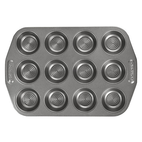 Buy Circulon 12 Cup Muffin Tin Online at johnlewis.com