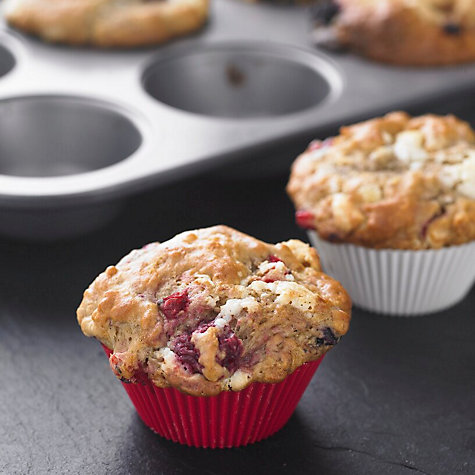 Buy Berry & White Chocolate Muffins by Meyer Online at johnlewis.com