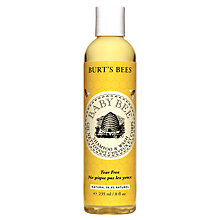 Buy Burt's Bees Baby Bee No Tears Shampoo, 236ml Online at johnlewis.com
