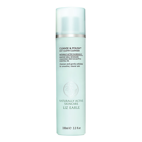 Buy Liz Earle Cleanse & Polish™ Hot Cloth Cleanser, 100ml Online at johnlewis.com