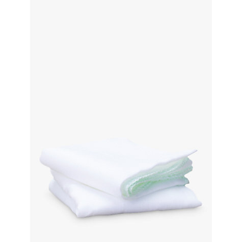 Buy Liz Earle Pure Muslin Cloths, Pack Of 2 Online at johnlewis.com