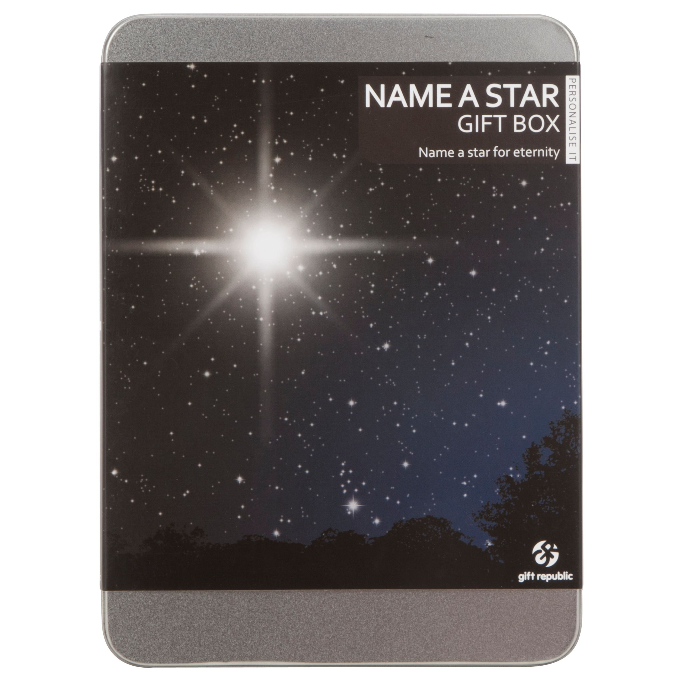 Gift Republic Name a Star Gift