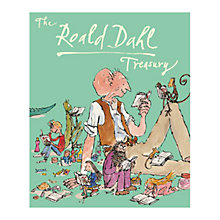 Buy The Roald Dahl Treasury Online at johnlewis.com