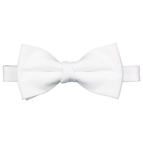 Buy John Lewis Ready Tie Bow Tie Online at johnlewis.com