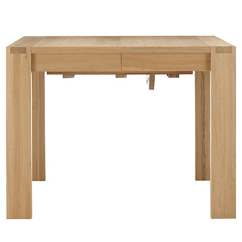 Buy John Lewis Monterey 4-6 seater Extending Dining Table Online at johnlewis.com
