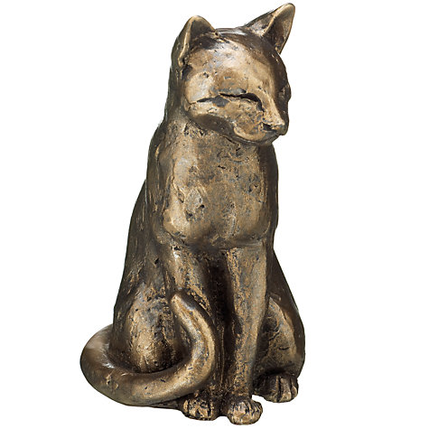 Buy Frith Sculpture Willard Cat, by Paul Jenkins Online at johnlewis.com