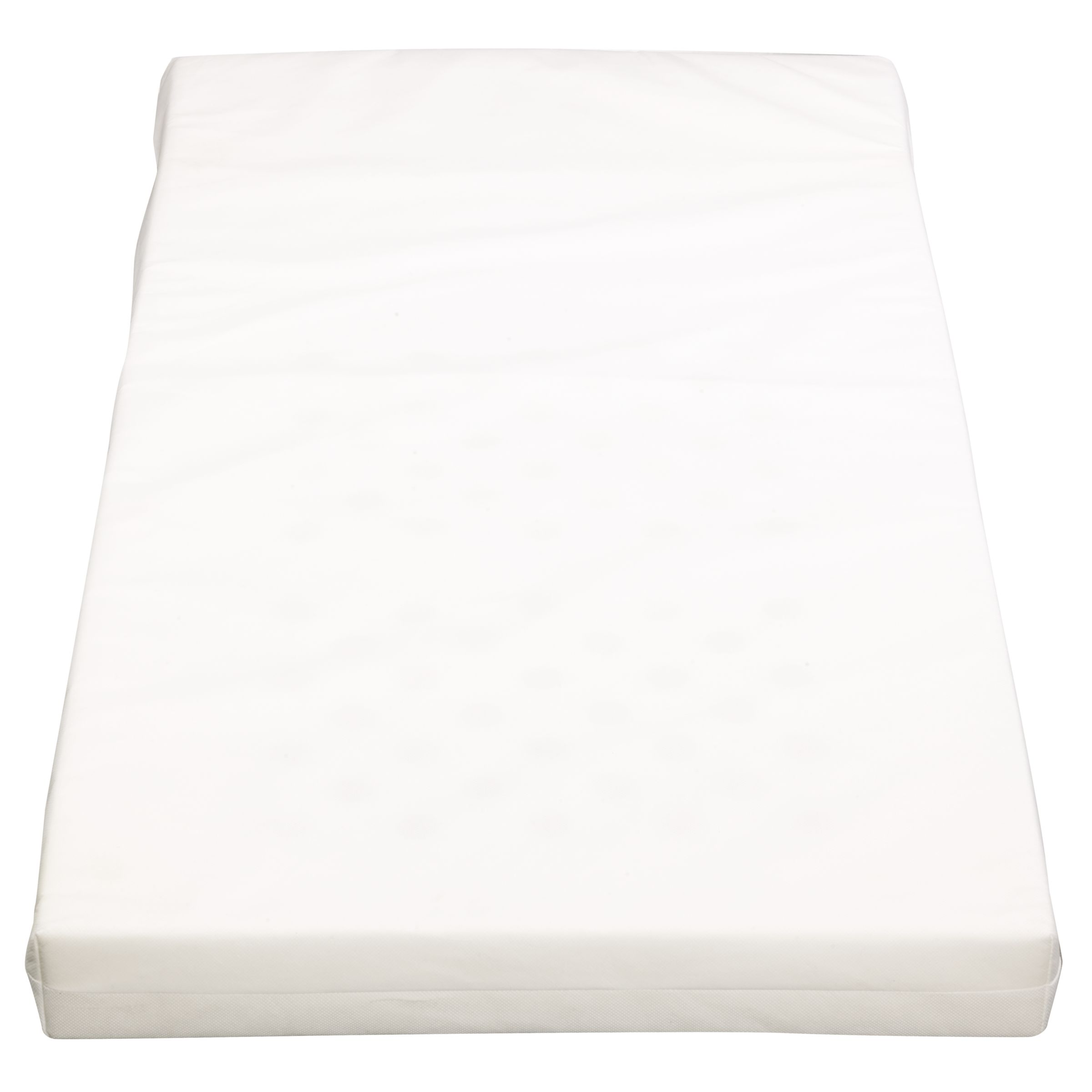 John Lewis Foam Cot Mattress, L120 x W60cm on PopScreen