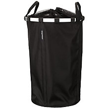 Buy Reisenthel Laundry Basket, Black Online at johnlewis.com