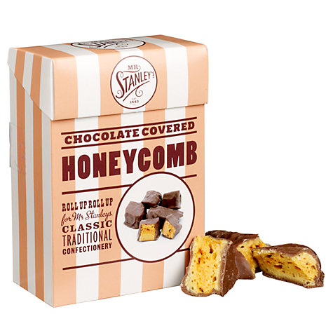 Buy Mr Stanley's Quality Chocolate Covered Honeycomb, 150g Online at johnlewis.com