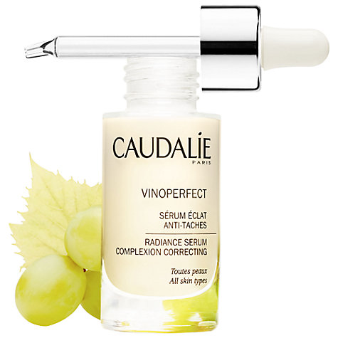 Buy Caudalie Vinoperfect Radiance Serum, 30ml Online at johnlewis.com