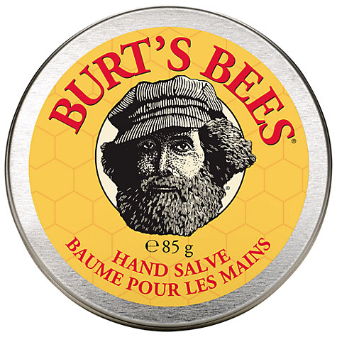 Buy Burt's Bees Hand Salve, 85g Online at johnlewis.com