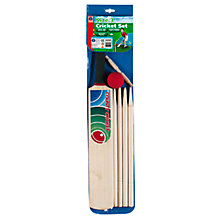 Buy Complete Cricket Set, Size 3 Online at johnlewis.com