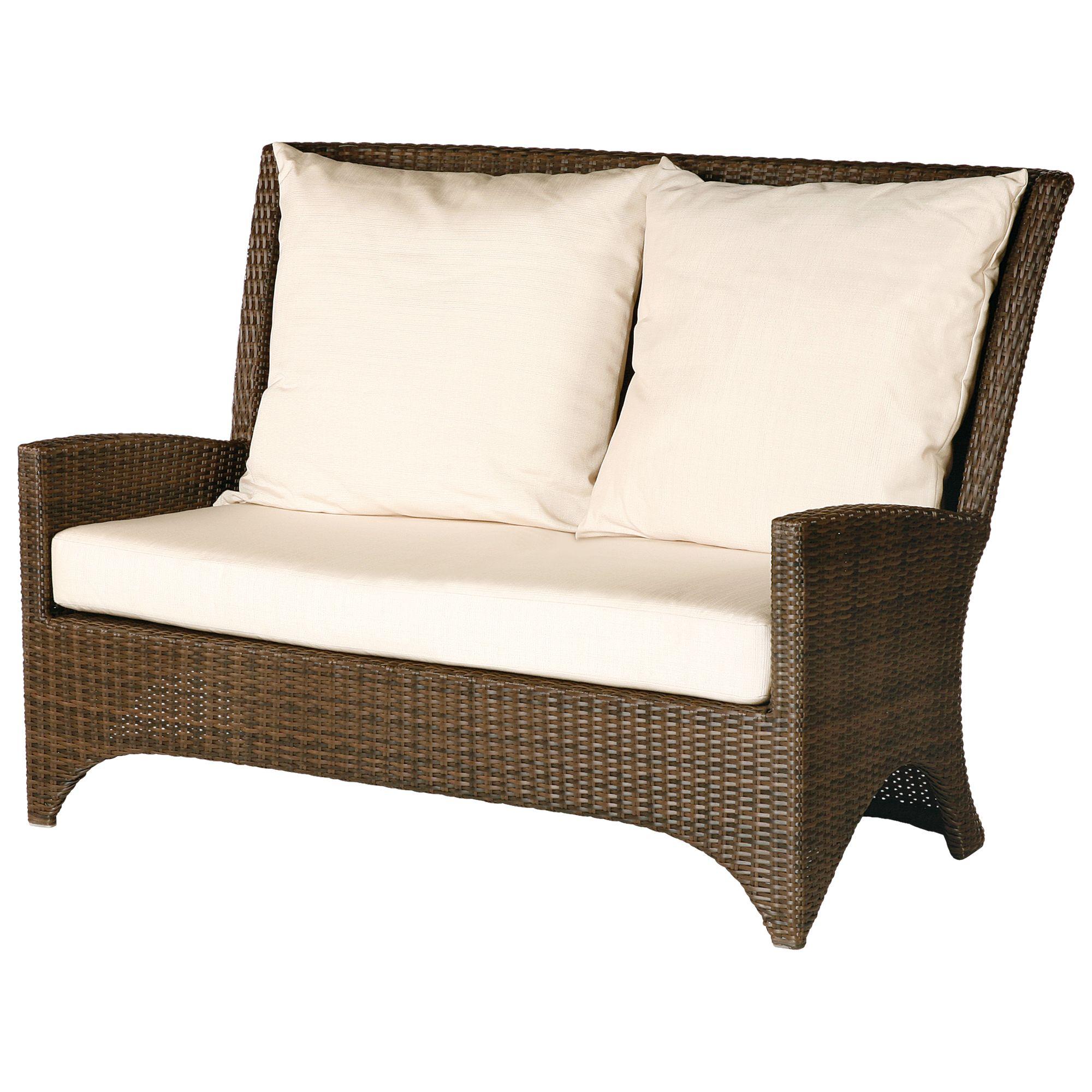 Barlow Tyrie Savannah 2 Seater Outdoor Sofa, Natural
