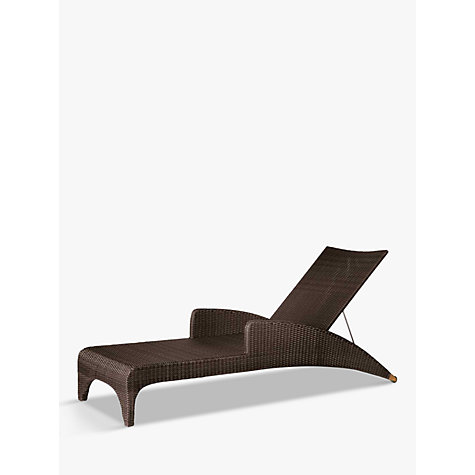 Buy Barlow Tyrie Savannah Garden Sunlounger Online at johnlewis.com