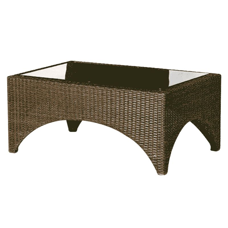 Barlow Tyrie Savannah Rectangular Outdoor Coffee Table