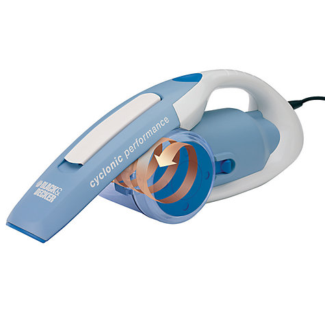 Buy Black & Decker Handheld Vacuum, VH900GB Online at johnlewis.com