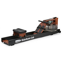 Buy WaterRower Club Rowing Machine with S4 Performance Monitor Online at johnlewis.com
