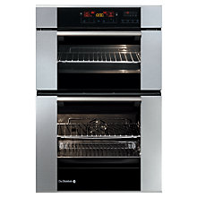 Buy De Dietrich DOD788X Double Electric Oven, Stainless Steel Online at johnlewis.com