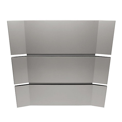 Buy John Lewis Professional JLBIHD908 Chimney Cooker Hood, Stainless Steel Online at johnlewis.com