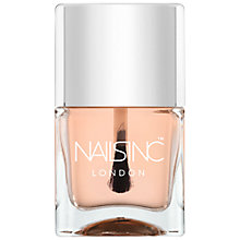 Buy Nails Inc. Kensington Caviar Top Coat, Clear, 10ml Online at johnlewis.com