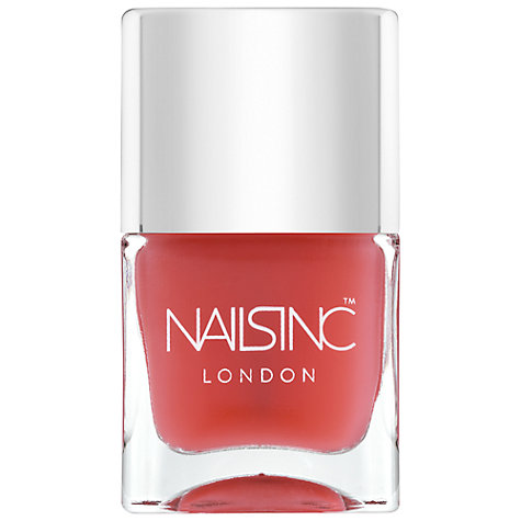 Buy Nails Inc. Kensington Caviar Base Coat, Clear, 10ml Online at johnlewis.com