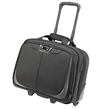 "Buy Antler Executec 15.4"" Laptop Mobile Office, Black Online at johnlewis.com"