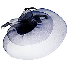 Buy Whiteleys Fine Mesh Fascinator Online at johnlewis.com