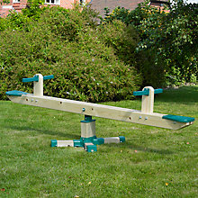 Buy TP Toys TP140 Forest Seesaw Online at johnlewis.com