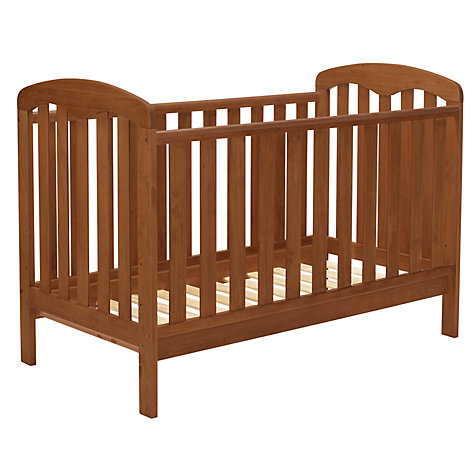 Buy John Lewis Rachel Cotbed, Darkwood Online at johnlewis.com