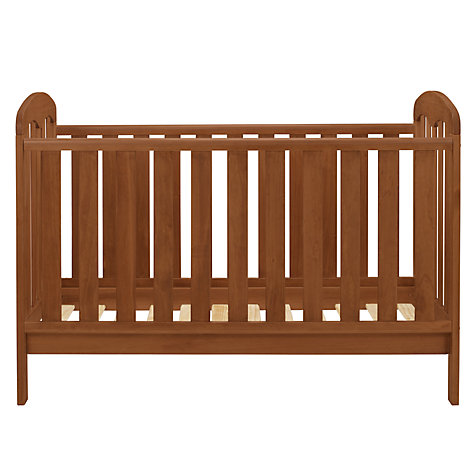 Buy John Lewis Rachel Cotbed, Dark Antique Online at johnlewis.com