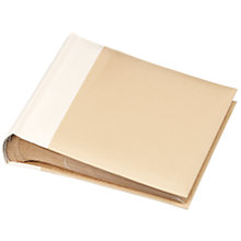 Buy Natural Slip-In Photo Album, Square Online at johnlewis.com