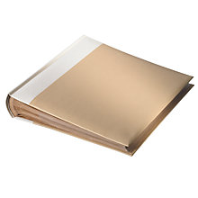 "Buy Natural Slip-In Photo Album, 5"" x 7"" Online at johnlewis.com"