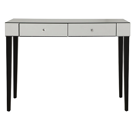 Buy John Lewis Astoria Mirrored Console Table Online at johnlewis.com
