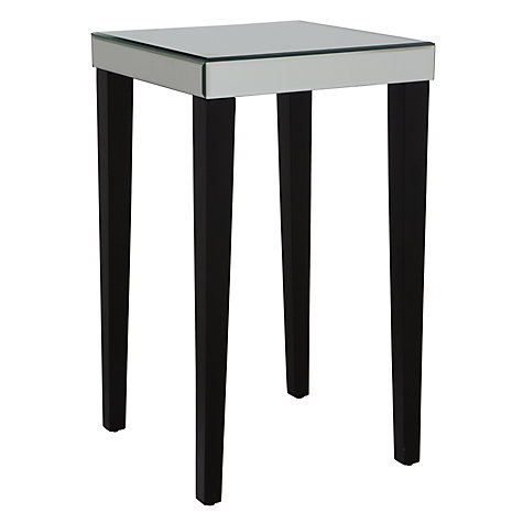 Buy John Lewis Astoria Mirrored Lamp Table Online at johnlewis.com