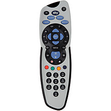 Buy Sky Plus 111 Remote Control Online at johnlewis.com