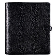 Buy Filofax Finsbury A5 Organiser, Black Online at johnlewis.com