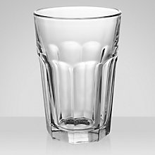 Buy House by John Lewis Gibraltar Highball Glass, 0.415L, Clear Online at johnlewis.com